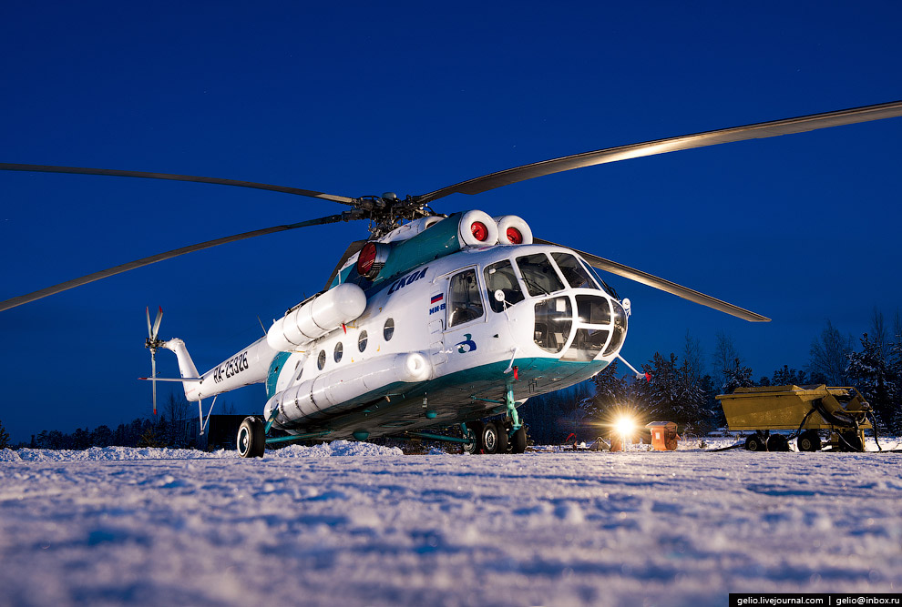 Mi-26 — biggest helicopter in the world 37