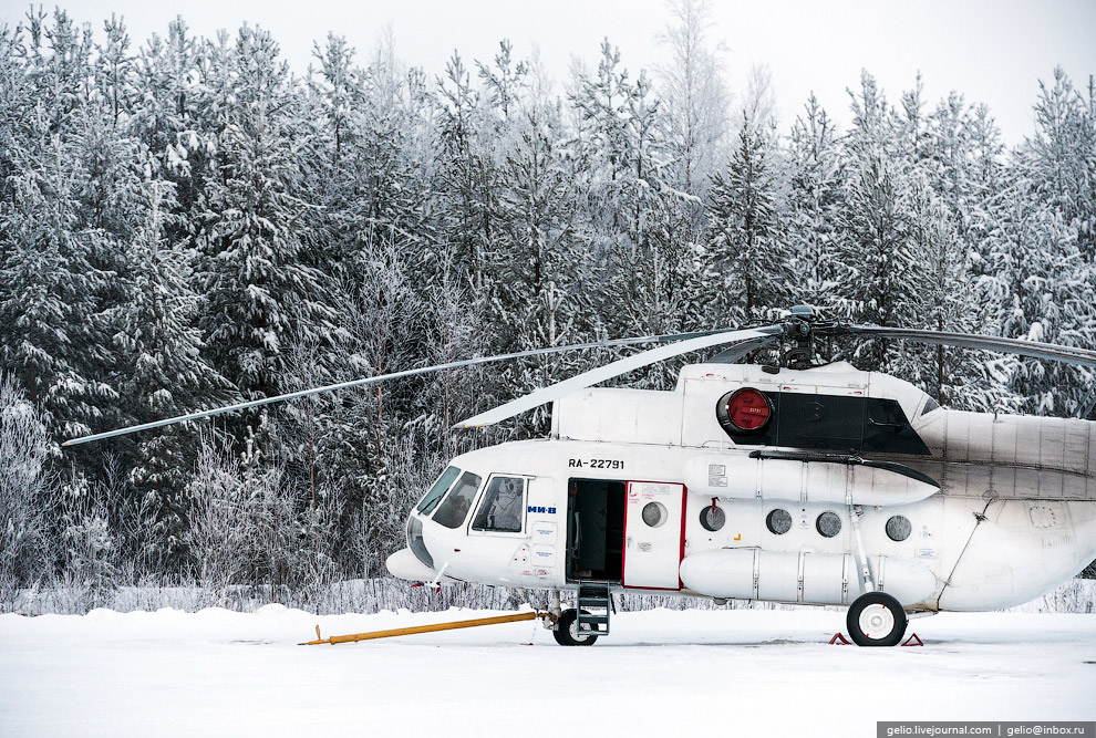 Mi-26 — biggest helicopter in the world 38