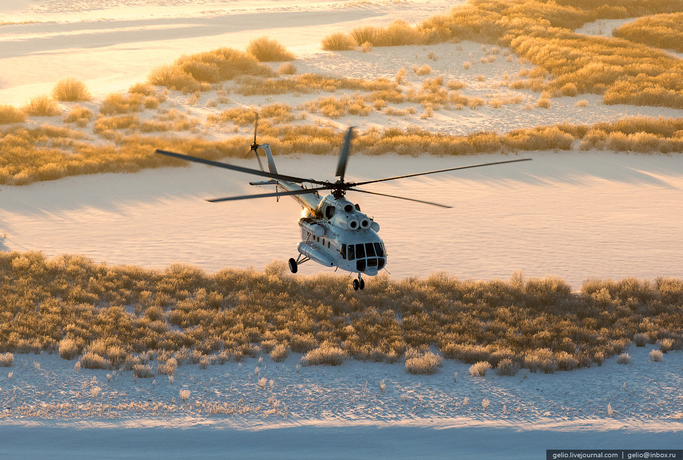 Mi-26 — biggest helicopter in the world 40