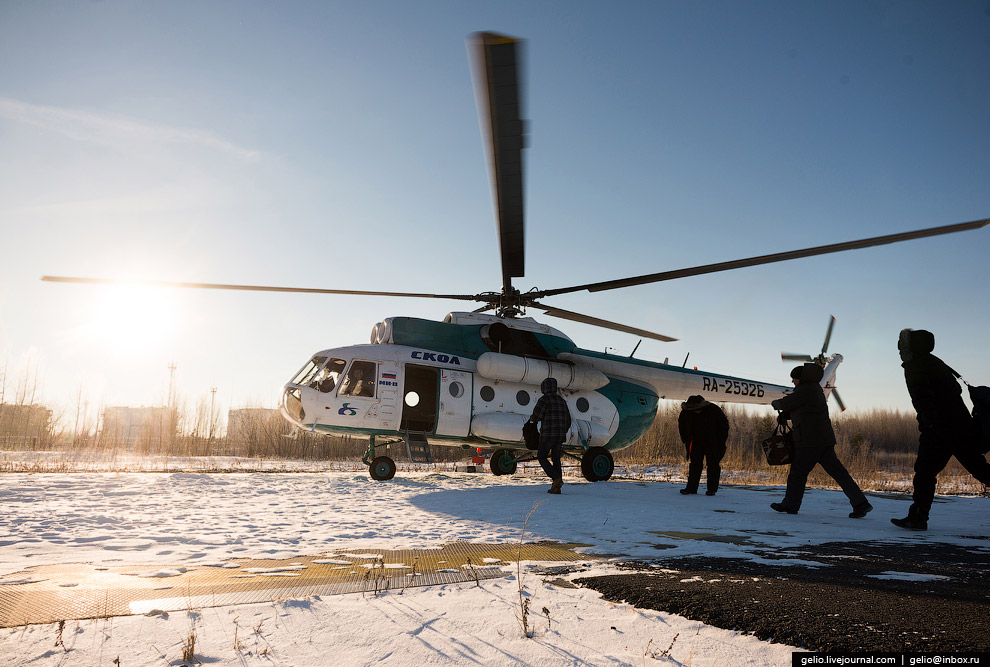 Mi-26 — biggest helicopter in the world 42