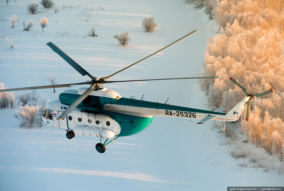 Mi-26 — biggest helicopter in the world 44
