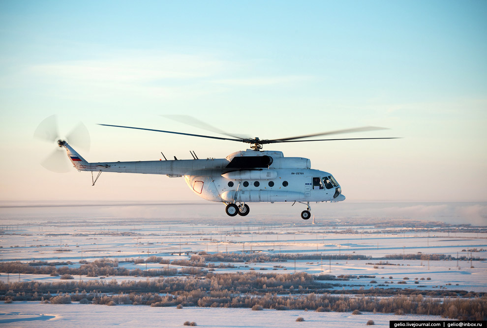 Mi-26 — biggest helicopter in the world 47