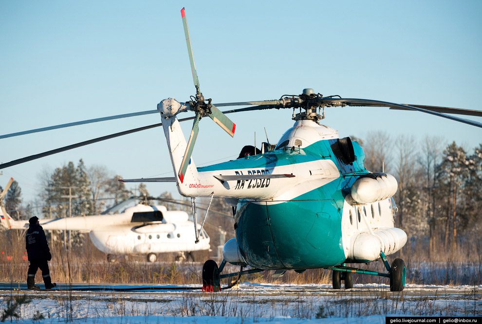 Mi-26 — biggest helicopter in the world 48