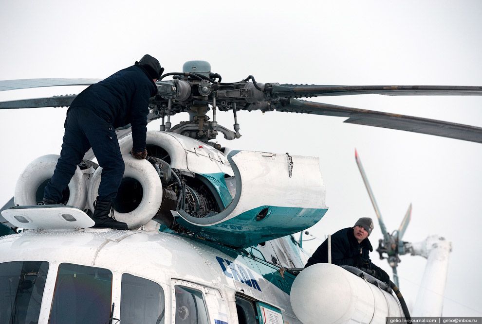 Mi-26 — biggest helicopter in the world 50