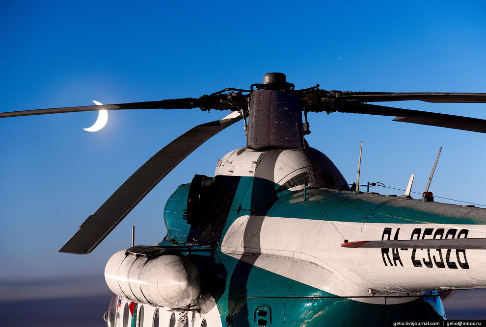 Mi-26 — biggest helicopter in the world 51