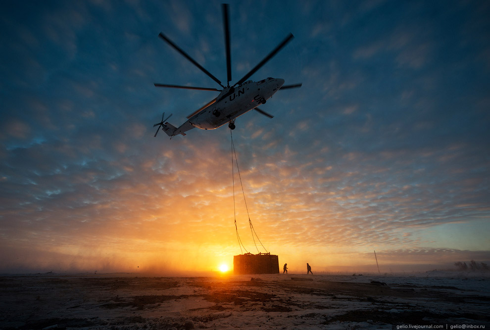 Mi-26 — biggest helicopter in the world 52