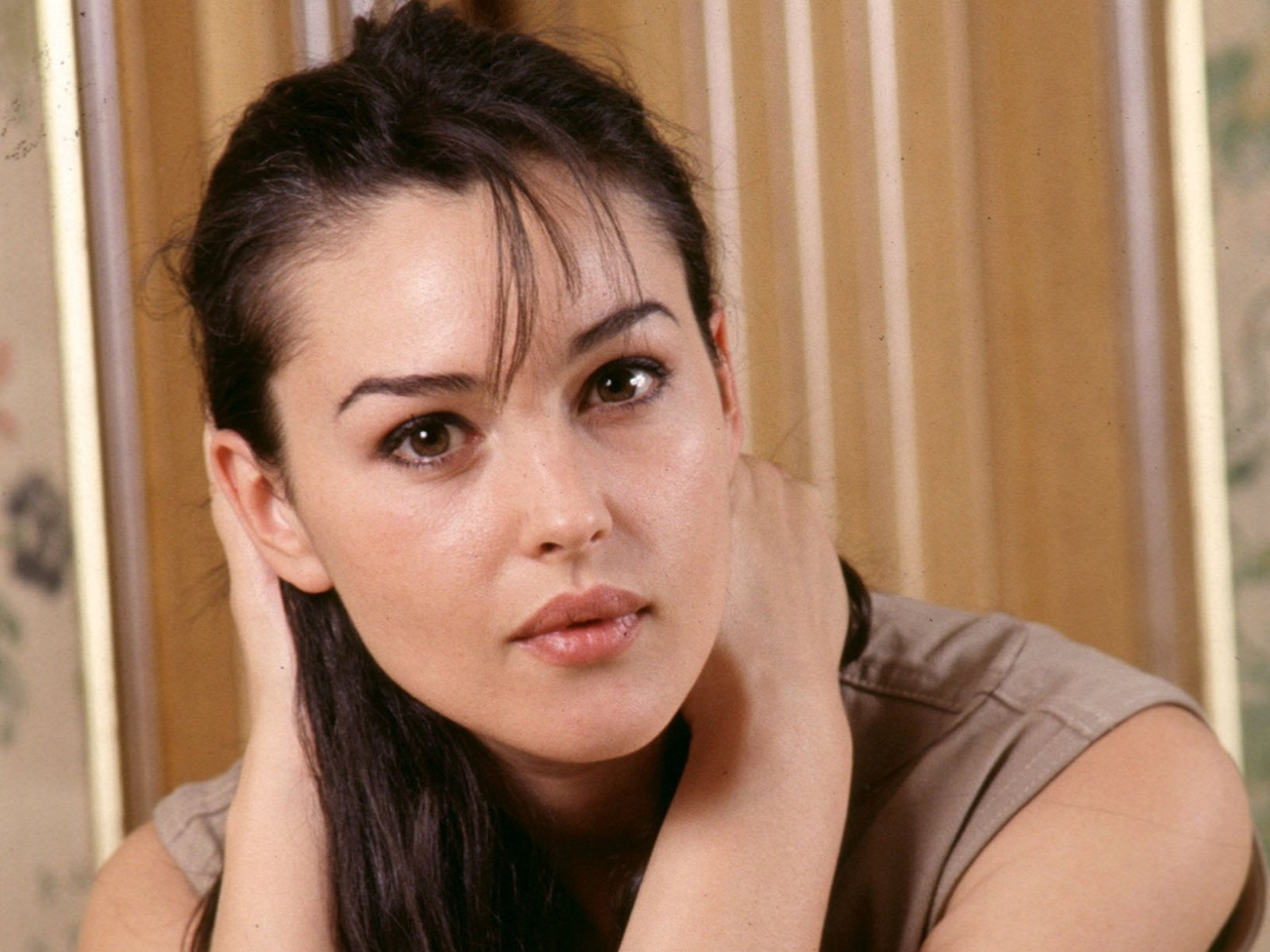 Monica Bellucci about life, about women and cinema 14