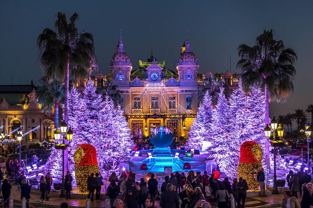 Предновогодний Монако
