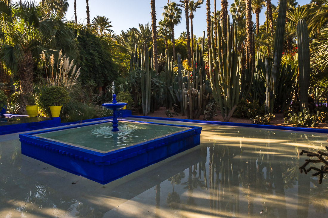 Park Yves Saint Laurent in Marrakech 14