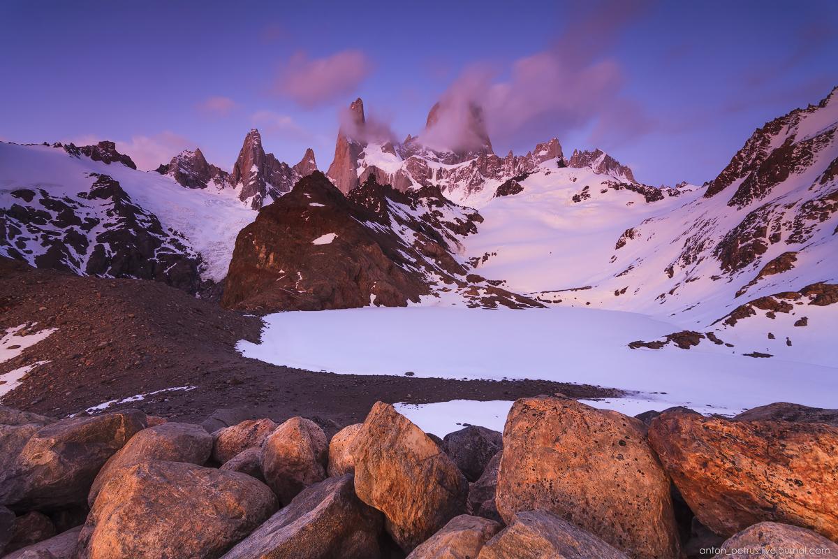 Patagonia. Laguna de Los Tres 03