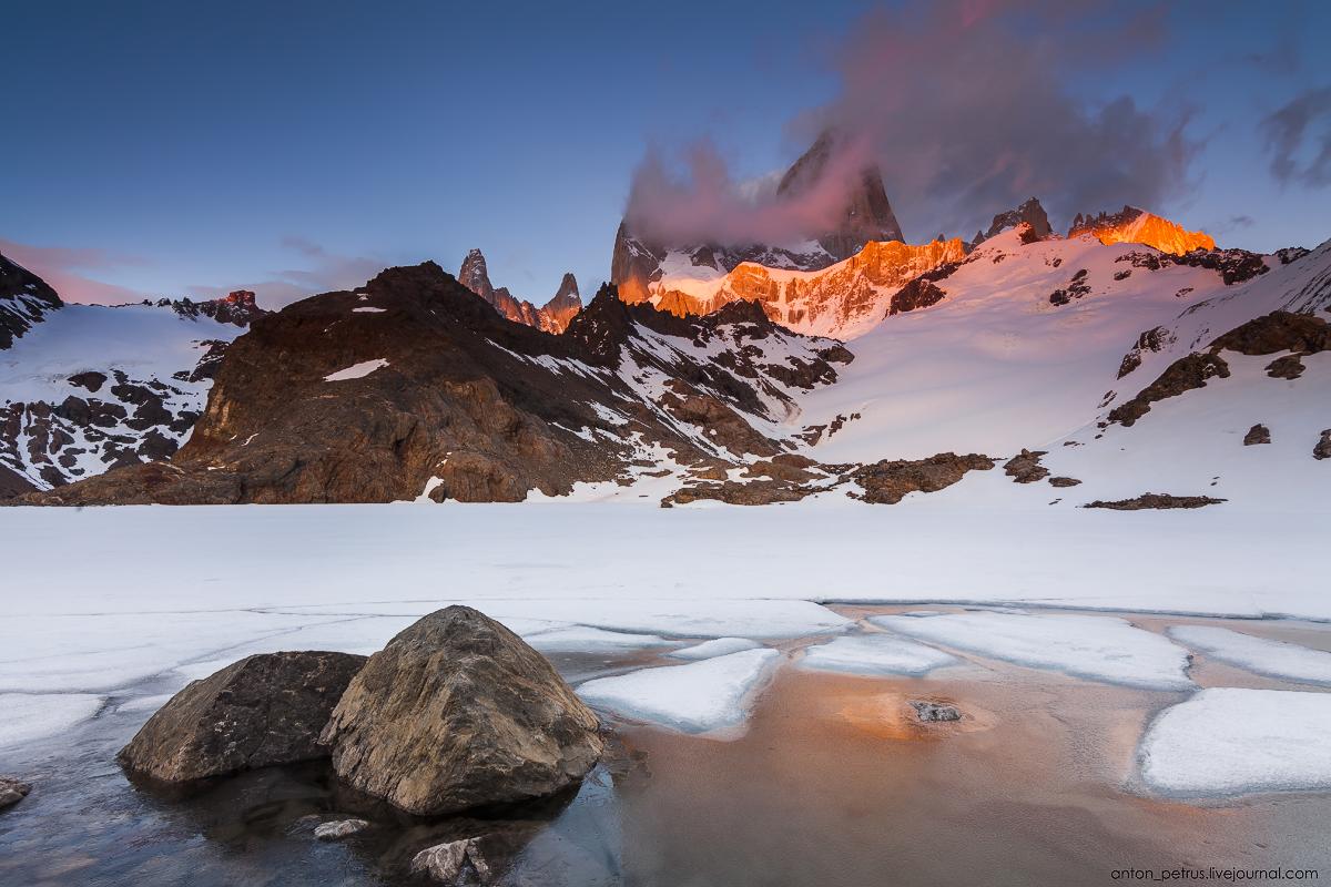 Patagonia. Laguna de Los Tres 04