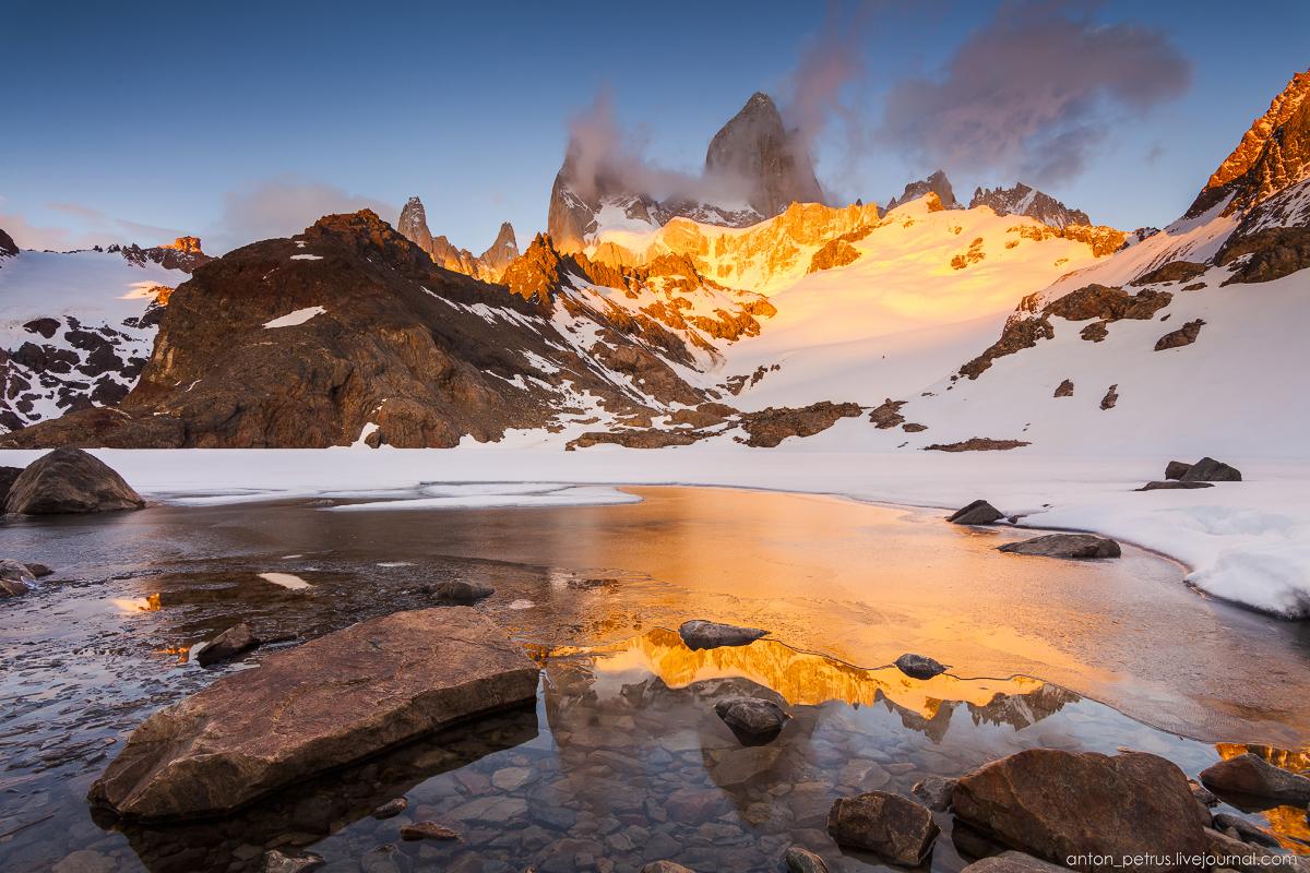 Patagonia. Laguna de Los Tres 05