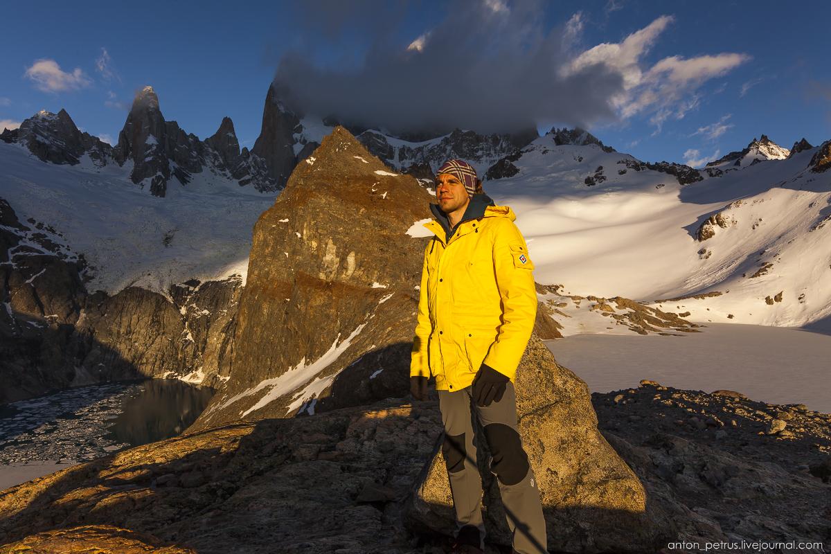 Patagonia. Laguna de Los Tres 06