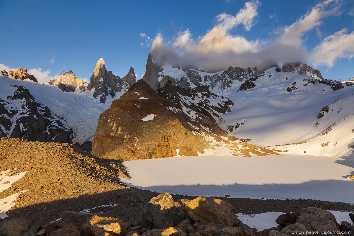 Patagonia. Laguna de Los Tres 07