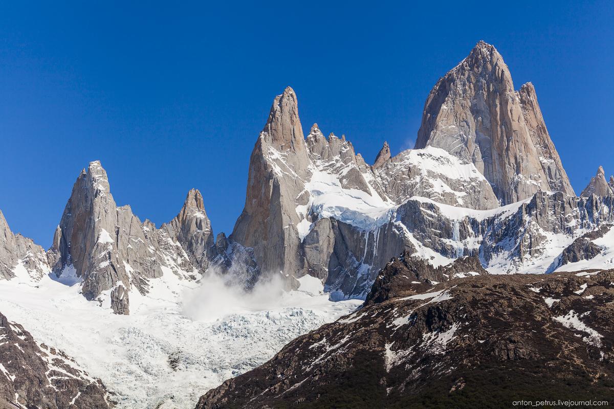Patagonia. Laguna de Los Tres 09