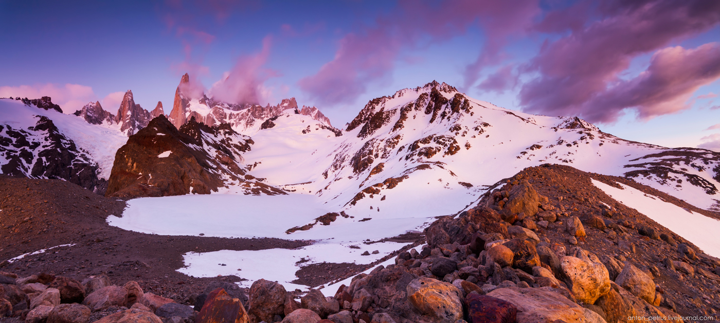Patagonia. Laguna de Los Tres 10