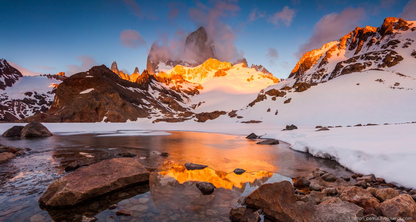 Patagonia. Laguna de Los Tres 11