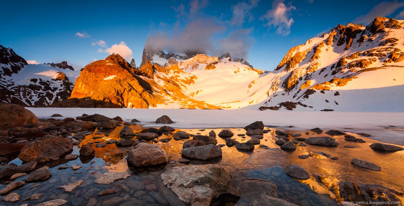 Patagonia. Laguna de Los Tres 13