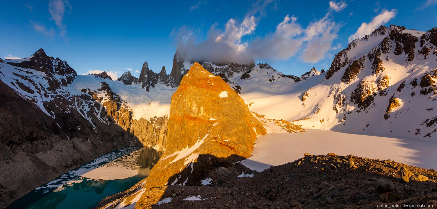 Patagonia. Laguna de Los Tres 14