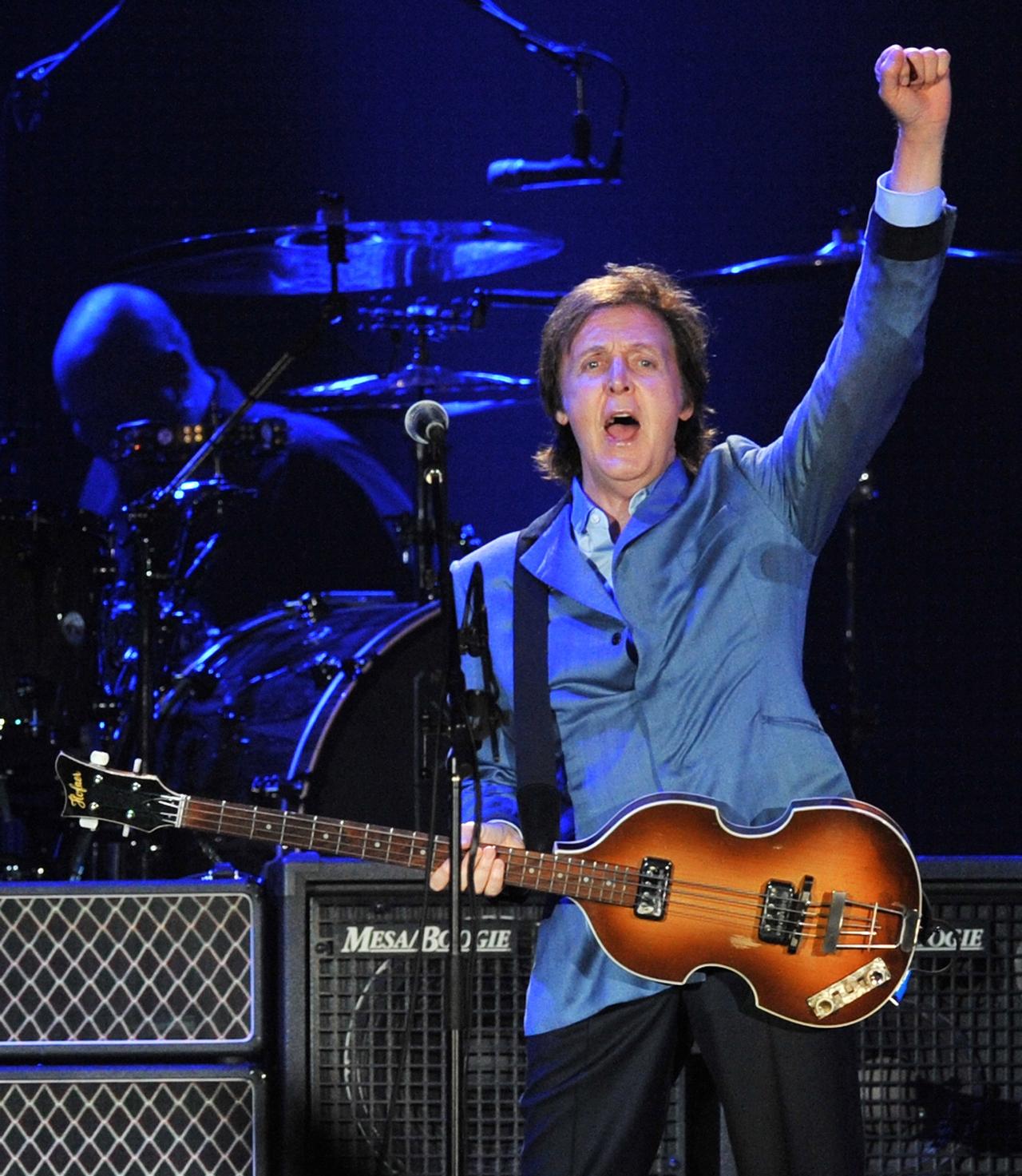 Paul McCartney 14
