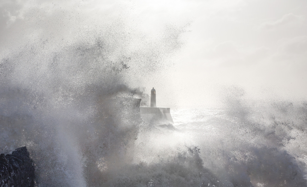 Photos of storms at Porthcawl 19