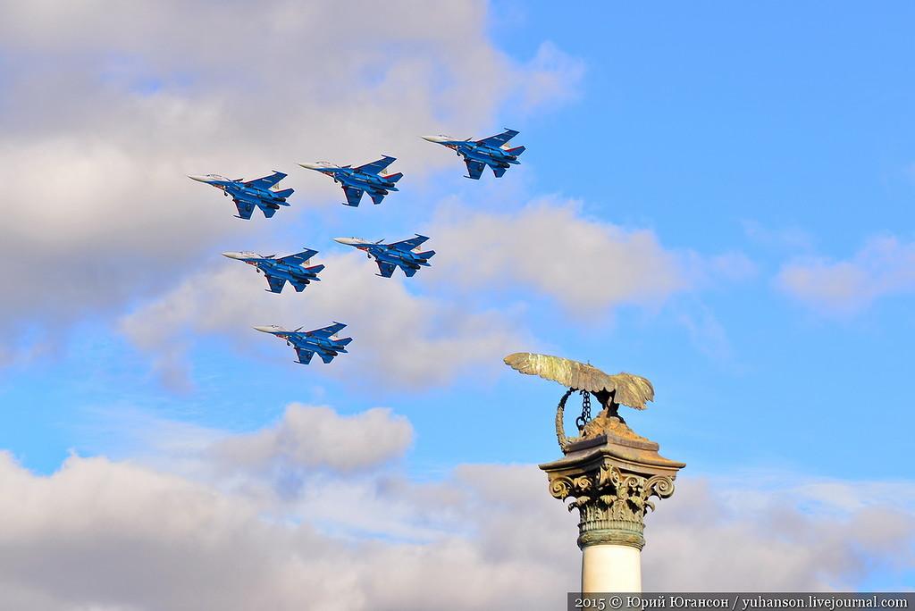 Русские Витязи в Севастополе
