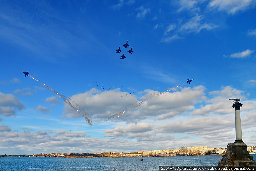 Russian Knights in Sevastopol 21