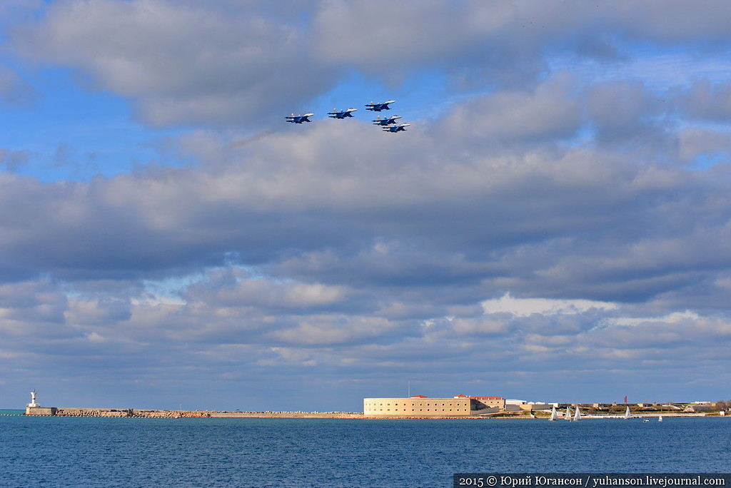 Russian Knights in Sevastopol 44