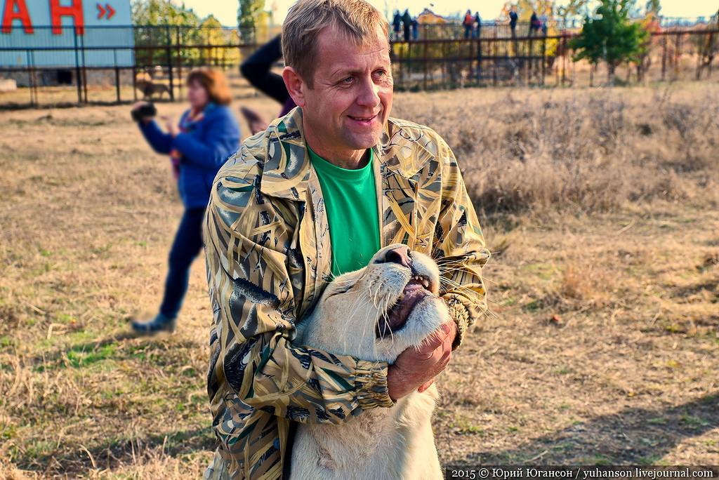 Safari Park Taigan in Crimea 02