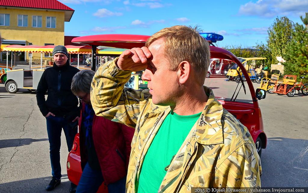 Safari Park Taigan in Crimea 05