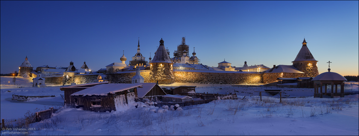 Solovki - the harsh winter Beauty of the North 02