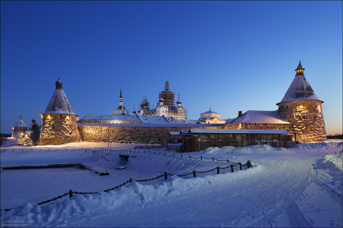 Solovki - the harsh winter Beauty of the North 03