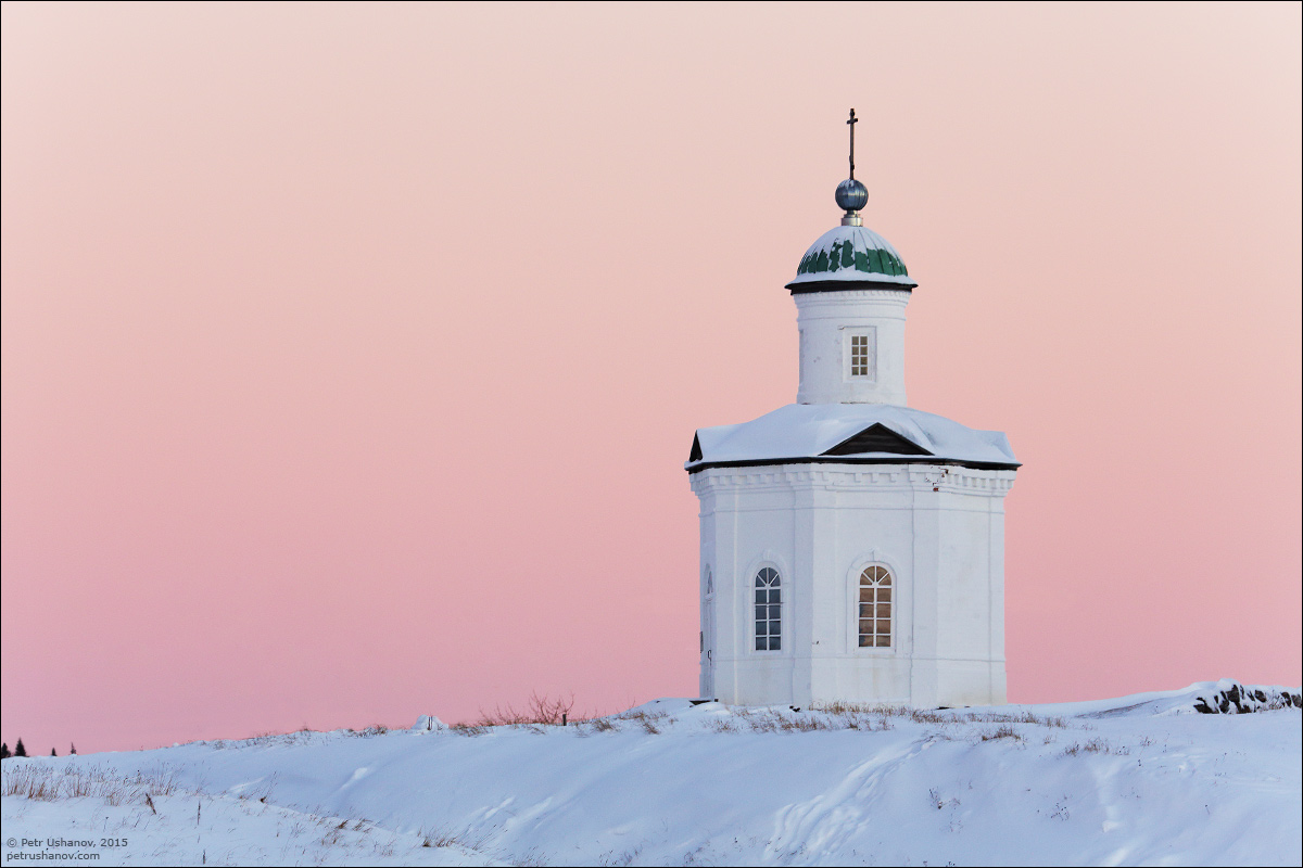 Solovki - the harsh winter Beauty of the North 05
