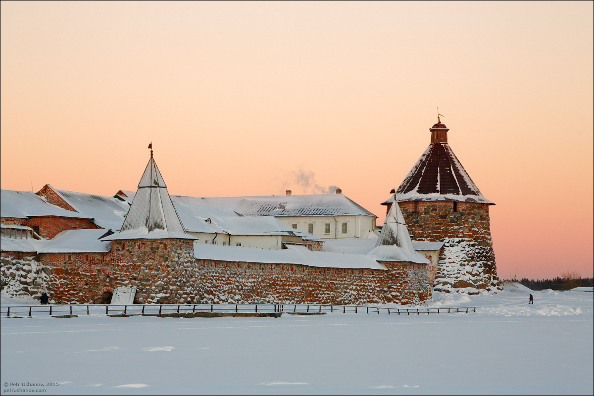 Solovki - the harsh winter Beauty of the North 06