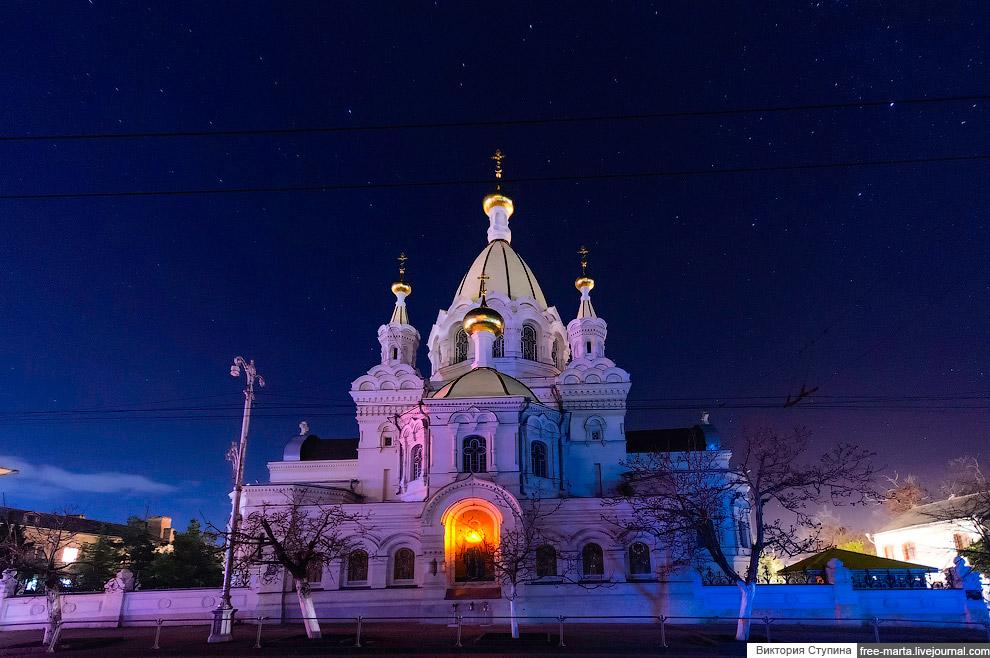 Stars over the Sevastopol 03