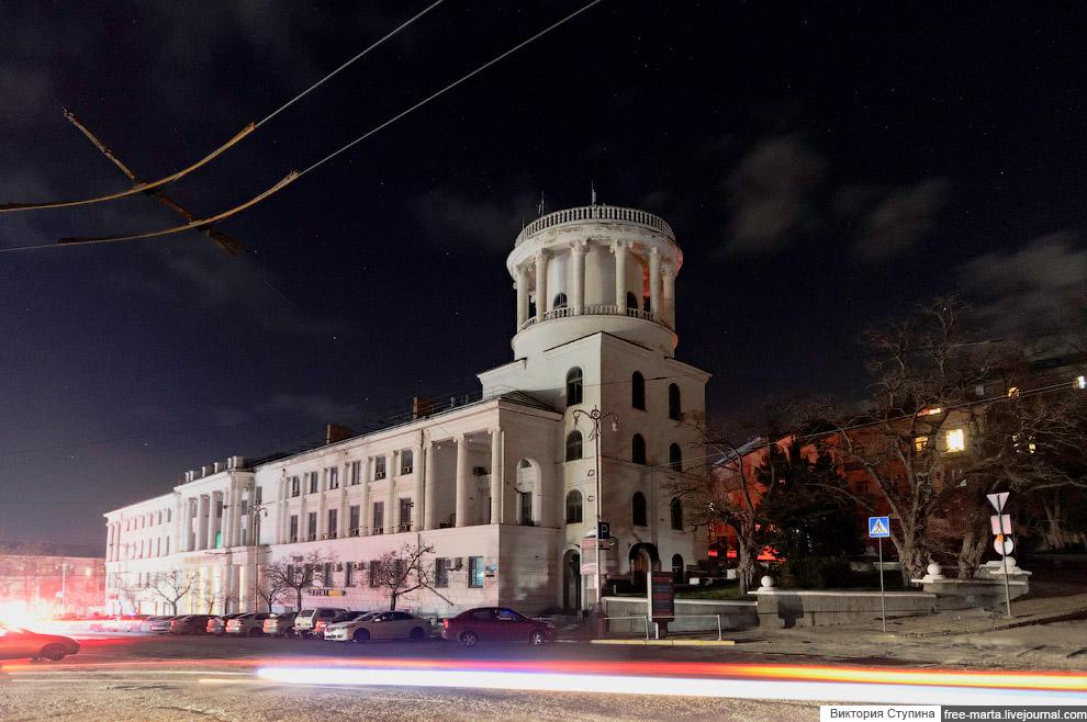 Stars over the Sevastopol 05