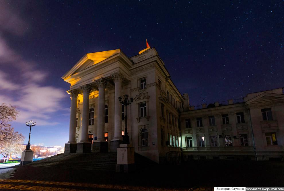 Stars over the Sevastopol 07