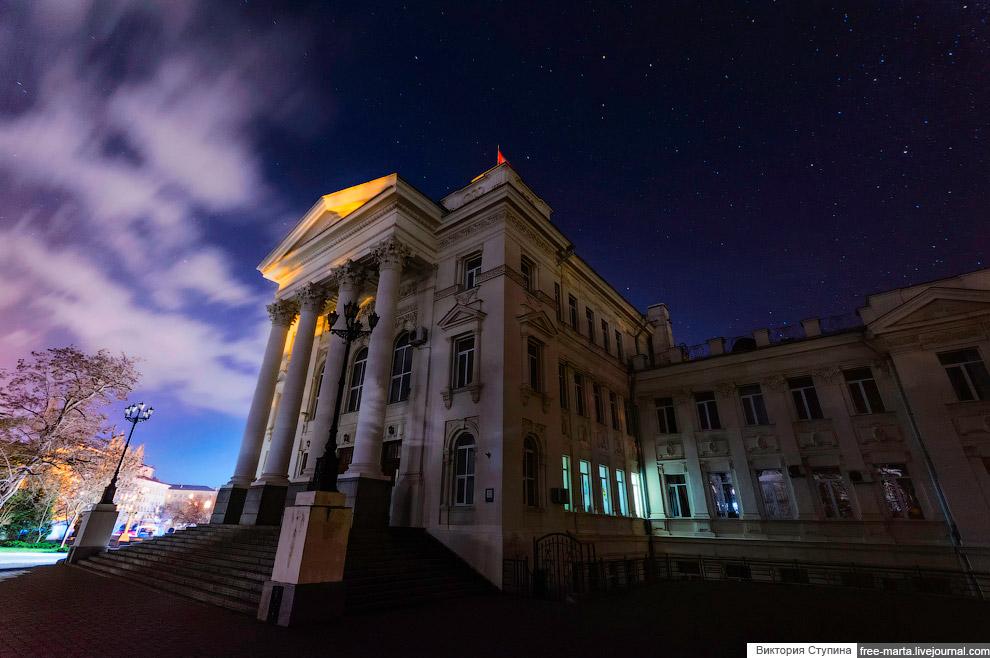 Stars over the Sevastopol 08