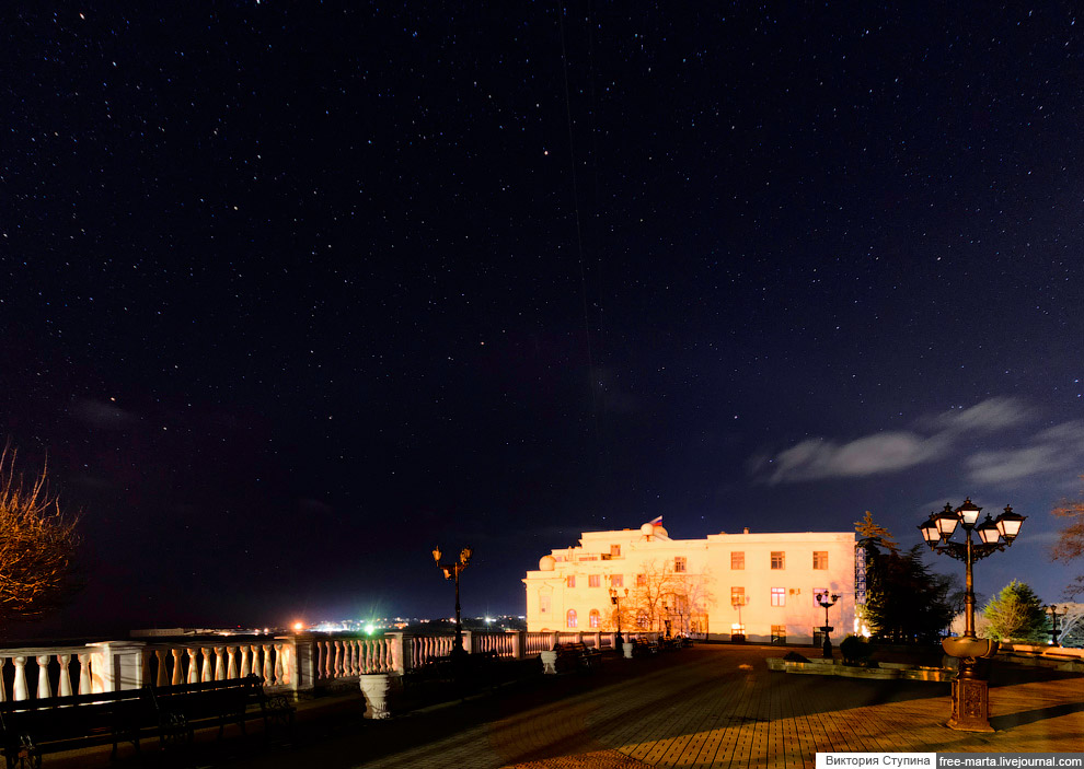 Stars over the Sevastopol 09