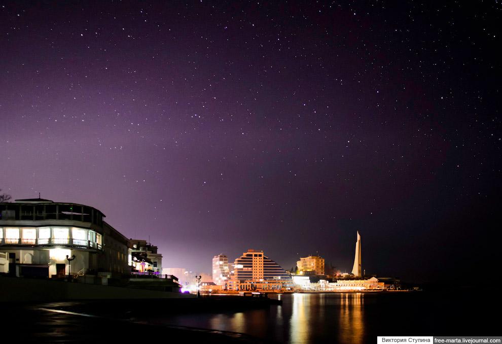 Stars over the Sevastopol 13