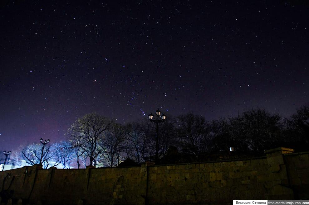Stars over the Sevastopol 15