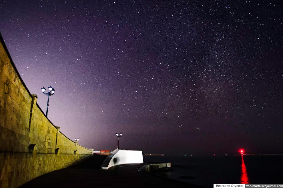 Stars over the Sevastopol 16