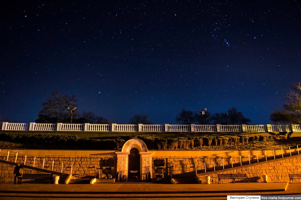 Stars over the Sevastopol 20