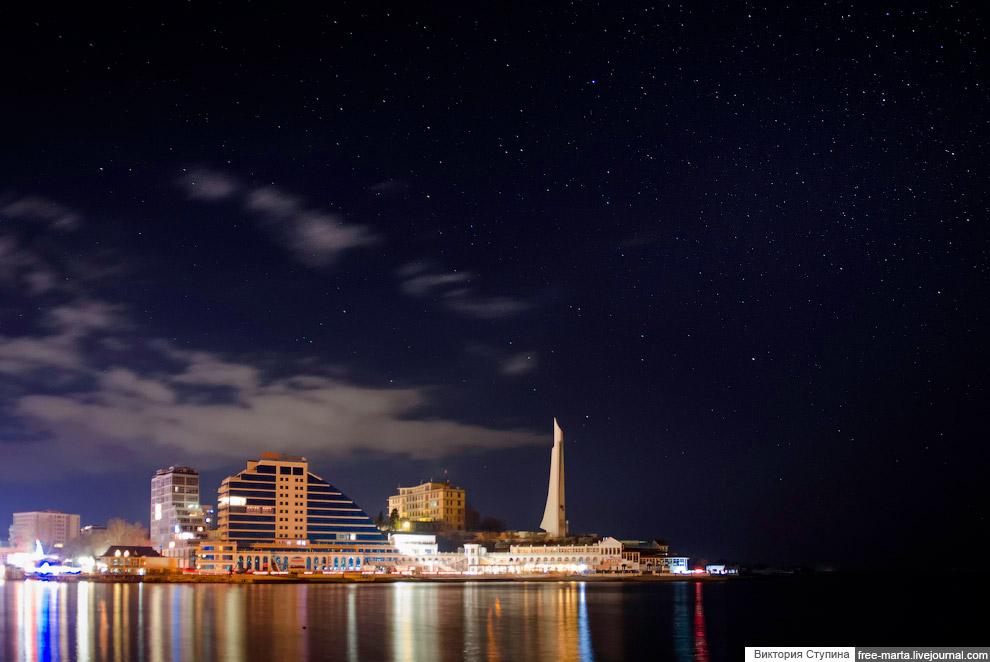 Stars over the Sevastopol 21