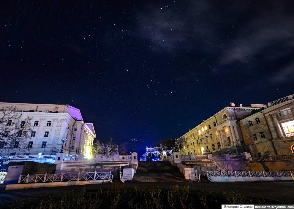 Stars over the Sevastopol 22
