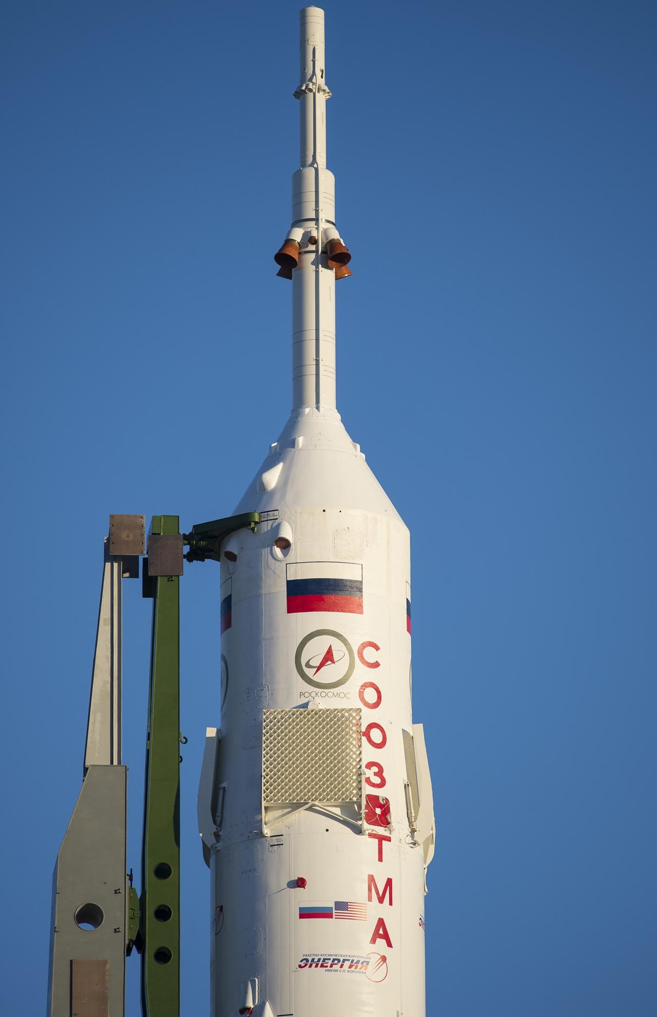 Start of spacecraft Soyuz TMA-19M 10