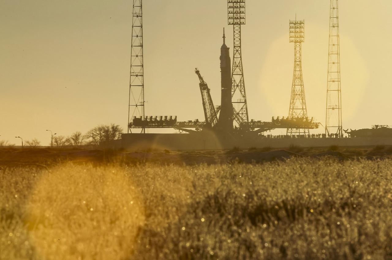 Start of spacecraft Soyuz TMA-19M 12