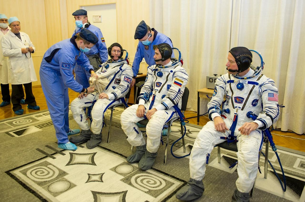 Start of spacecraft Soyuz TMA-19M 13