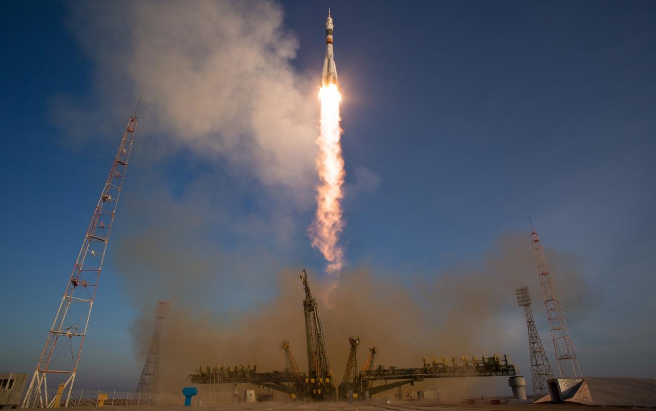 Start of spacecraft Soyuz TMA-19M 18