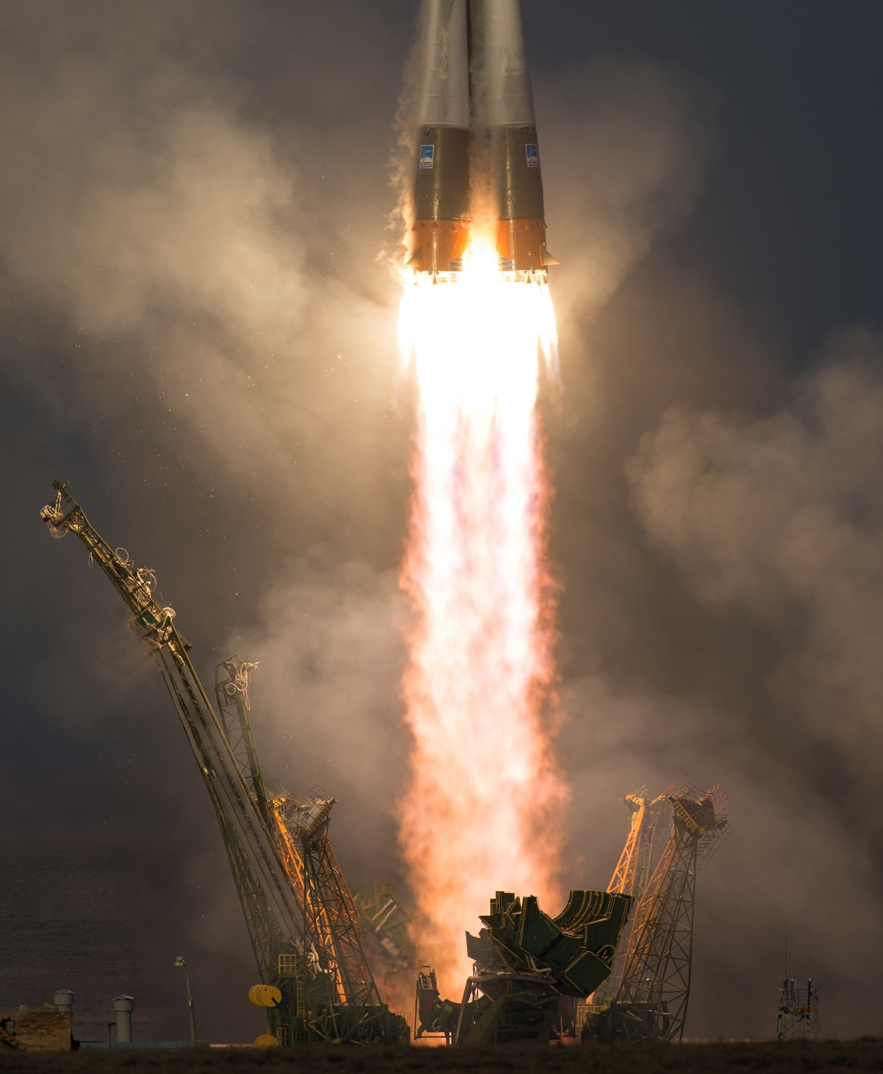 Start of spacecraft Soyuz TMA-19M 20